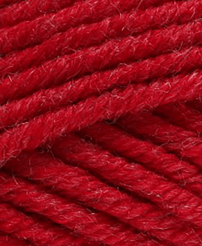 James C Brett Lazy Days - Red (LD05) - 100g