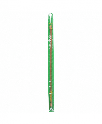 Milward Bamboo Single Point Knitting Needles - 33cm