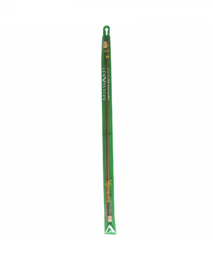 Milward Bamboo Single Point Knitting Needles - 33cm - 3.0mm (2226303)