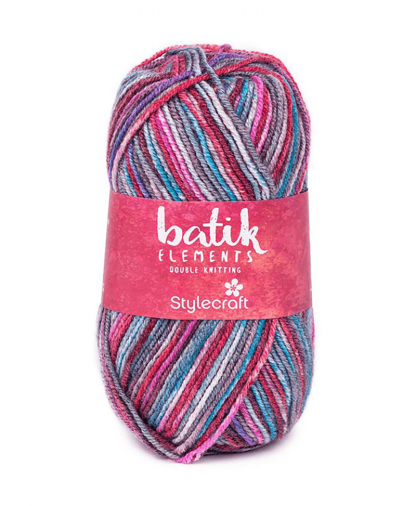 Stylecraft Batik Elements - 50g