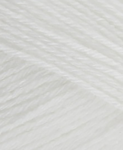 Stylecraft Special for Babies 4 Ply - White (1001) - 100g