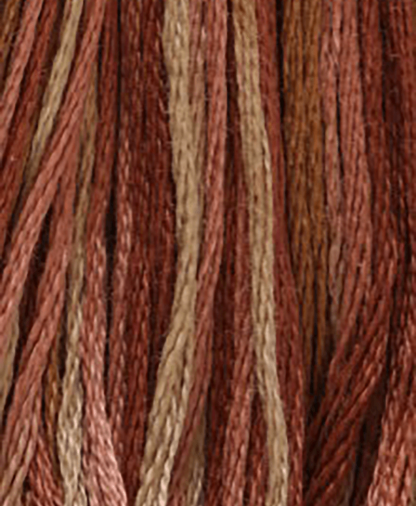 DMC - Stranded Cotton - Colour Variations - Shade 4140 - 8m