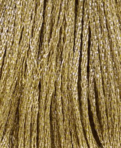DMC Stranded Cotton - Light Effects - Shade E3821 - 8m