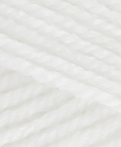 Stylecraft Special Chunky - White (1001) - 100g