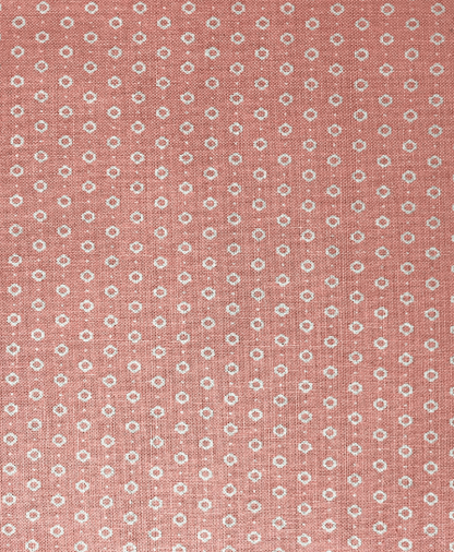 The Craft Cotton Co - Ditsy Floral - Daisy Pink (2521-02)