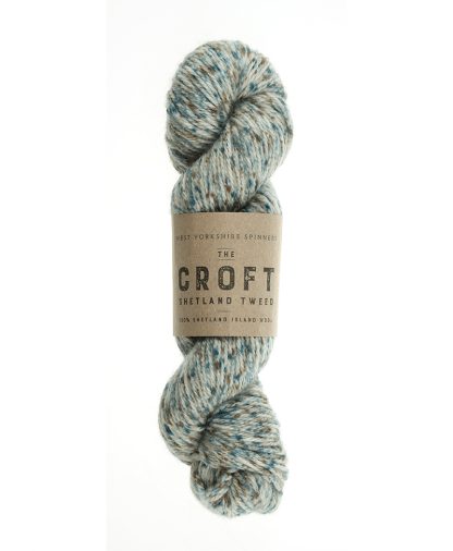 West Yorkshire Spinners - The Croft Shetland Tweed - 100g