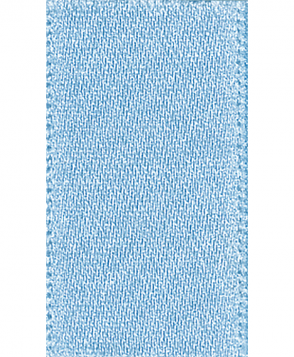 Berisfords Newlife Satin Ribbon - 15mm - Cornflower (76)