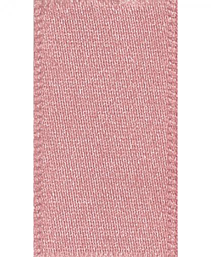 Berisfords Newlife Satin Ribbon - 15mm - Dusky Pink (60)