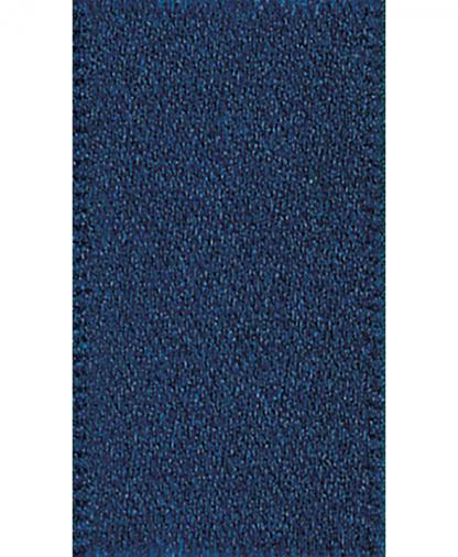 Berisfords Newlife Satin Ribbon - 15mm - Navy (13)