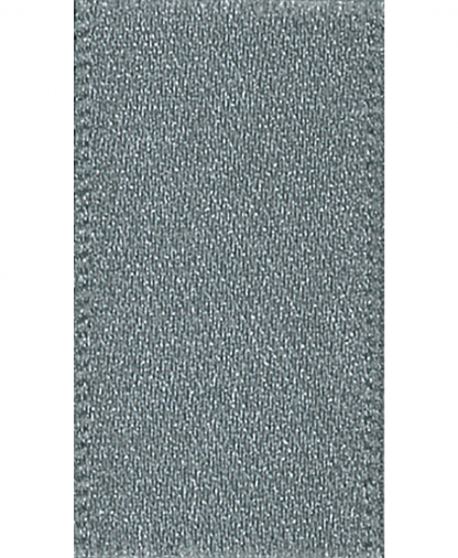 Berisfords Newlife Satin Ribbon - 15mm - Smoked Grey (669)