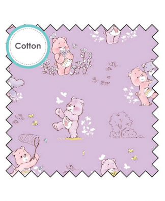 Craft Cotton Co - Care Bears Fabric Collection