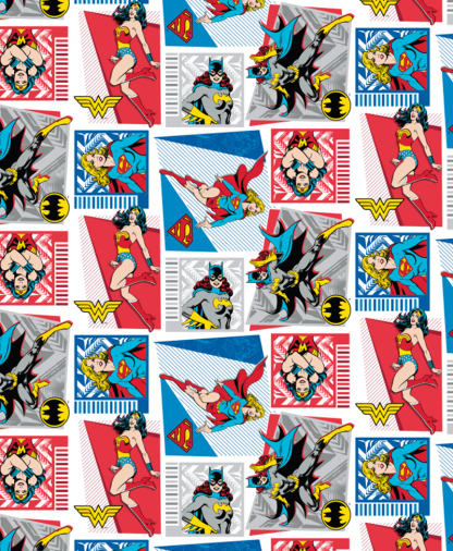 Craft Cotton Co - DC - Fabric Collection - Original Heroines (2340026)