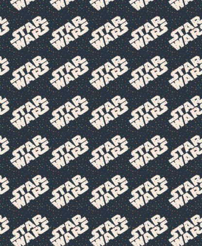 Craft Cotton Co - Star Wars - Fabric Collection - Logo (73010916)