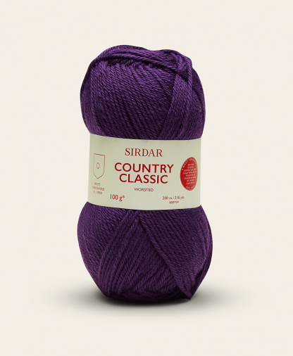 Sirdar Country Classic Worsted - 100g