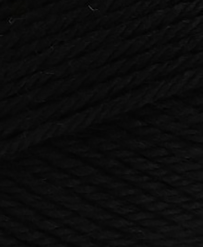 Sirdar Country Classic Worsted - Black (664) - 100g