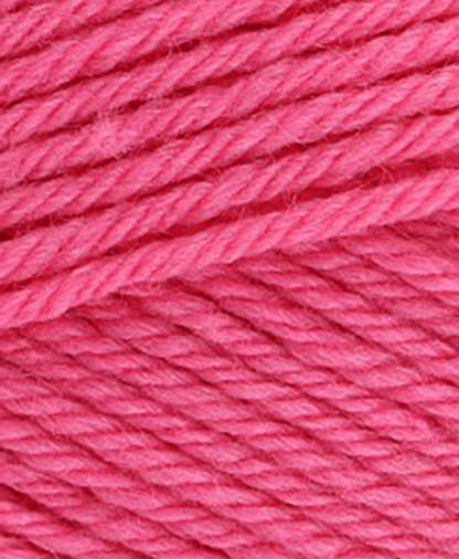 Sirdar Country Classic Worsted - Shocking Pink (652) - 100g
