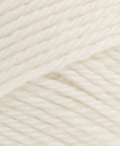 Sirdar Country Classic Worsted - White (661) - 100g
