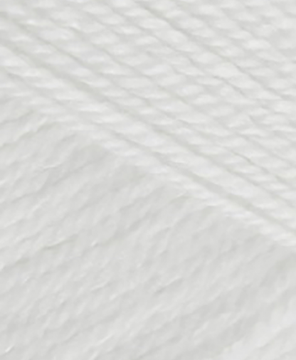 Stylecraft Special for Babies DK - White (1001) - 100g