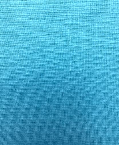 The Craft Cotton Co - Homespun Plain Cotton - Turquoise (2230-21)