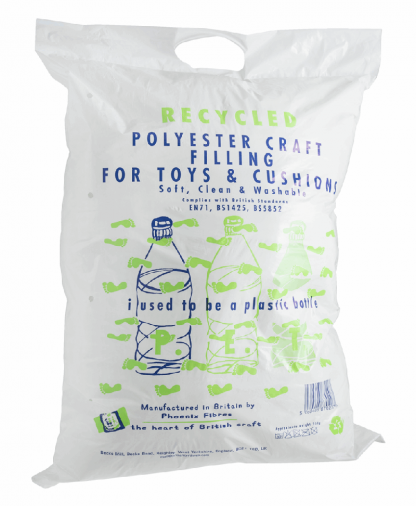Trimits Recycled Toy and Cushion Filling (MTFR) - 250g