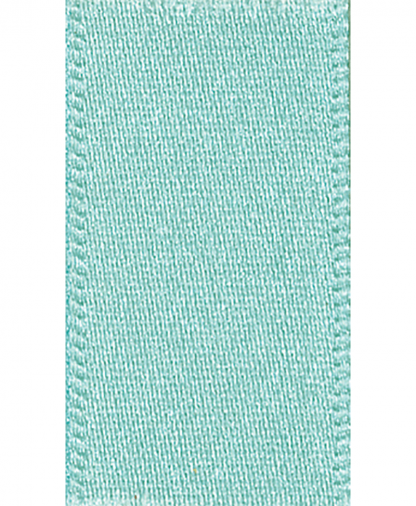Berisfords Newlife Satin Ribbon - 3mm - Aqua (78)