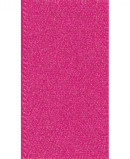 Berisfords Newlife Satin Ribbon - 3mm - Fuchsia (402)