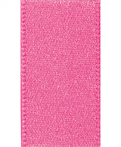 Berisfords Newlife Satin Ribbon - 3mm - Hot Pink (52)