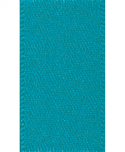 Berisfords Newlife Satin Ribbon - 3mm - Malibu Blue (673)