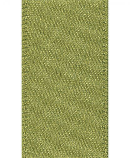 Berisfords Newlife Satin Ribbon - 3mm - Moss (79)