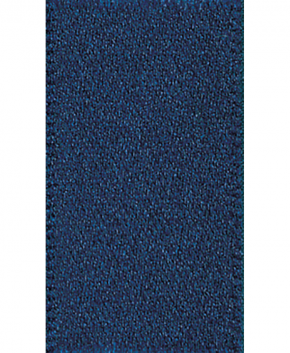 Berisfords Newlife Satin Ribbon - 3mm - Navy (13)