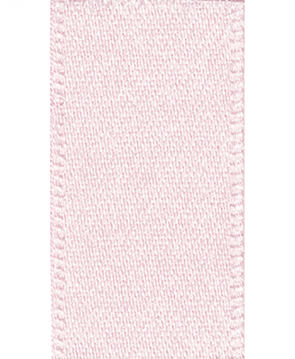 Berisfords Newlife Satin Ribbon - 3mm - Pale Pink (70)