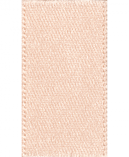 Berisfords Newlife Satin Ribbon - 3mm - Peach (71)