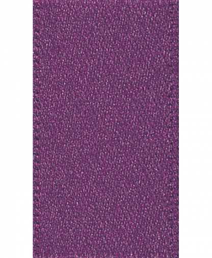 Berisfords Newlife Satin Ribbon - 3mm - Plum (49)