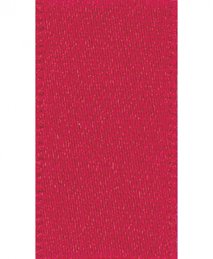 Berisfords Newlife Satin Ribbon - 3mm - Red (15)