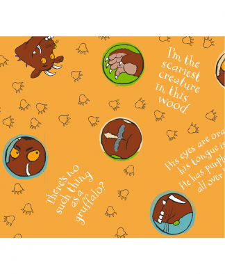 Craft Cotton Co - The Gruffalo Fabric Collection