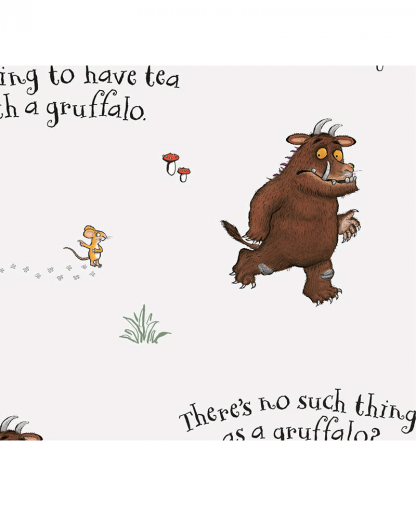 Craft Cotton Co - The Gruffalo Fabric Collection - No Such Thing (2667-04)