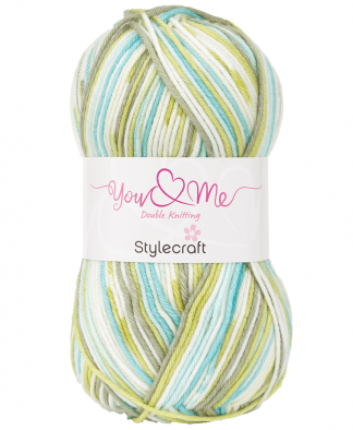 Stylecraft You & Me - 100g