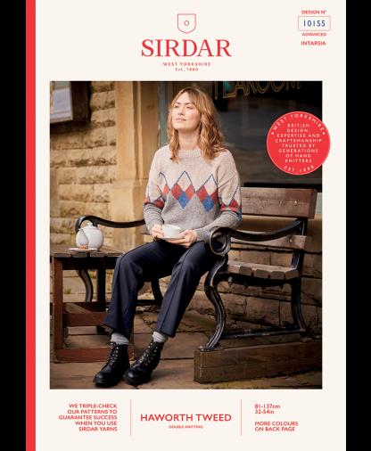 Sirdar_10155_Ladies_Argyll_Sweater_in_Haworth_Tweed