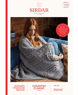 Sirdar_10158_Blanket_in_Sirdar_Country_Classic_Worsted