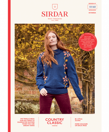 Sirdar_10160_Sweater_in_Sirdar_Country_Classic_Worsted