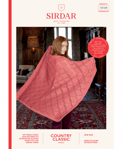 Sirdar_10164__Blanket_in_Sirdar_Country_Classic_Worsted