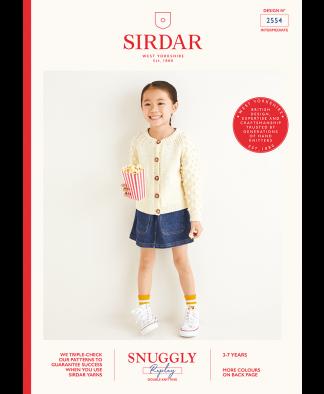Sirdar_2554_Kids_Cardigan_in_Snuggly_Replay_DK