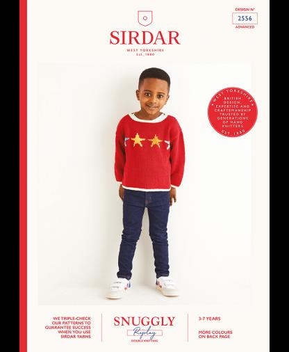 Sirdar_2556_Kids_Jumper_in_Snuggly_Replay_DK