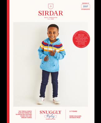 Sirdar_2557_Kids_Striped_Hoodie_in_Snuggly_Replay_DK