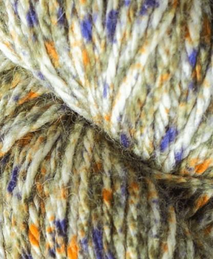 West Yorkshire Spinners - The Croft Shetland Tweed - Mossbank (757) - 100g
