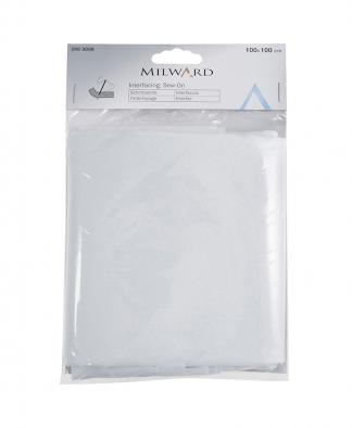 Milward Sew On Interfacing - Medium - 1m x 1m
