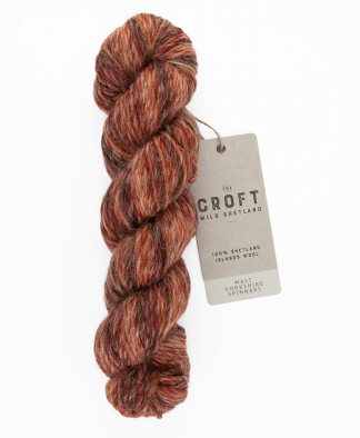 West Yorkshire Spinners - The Croft Wild Shetland Aran - 100g