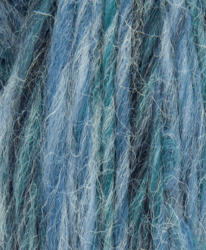 West Yorkshire Spinners - The Croft Wild Shetland Aran - Turning Tides (790) - 100g