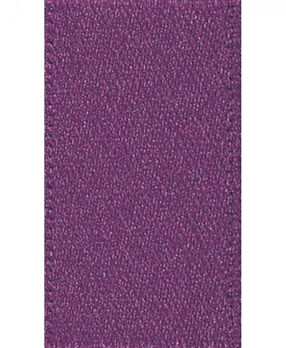 Berisfords Newlife Satin Ribbon - 7mm - Plum (49)