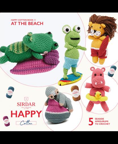 Sirdar Happy Cotton - Book 11 - At The Beach (BK541)